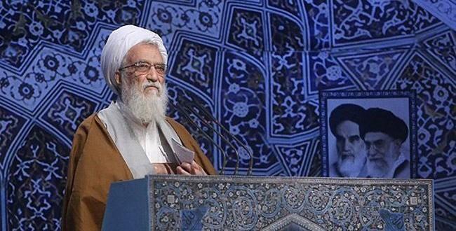 خطيب جمعة طهران: تلويح العدو بالخيار العسكري دليل ضعفه