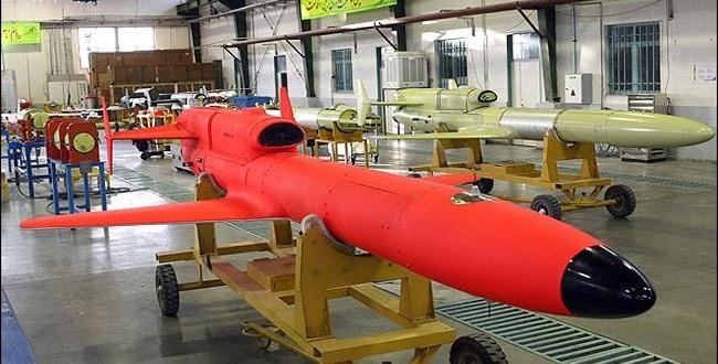 """الجيل الجديد من طائرة """"كرار"""" بدون طيار الايرانية"""