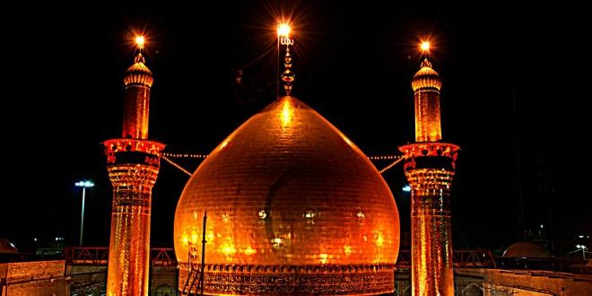 مرقد الامام الحسين عليه السلام - imamhussain.