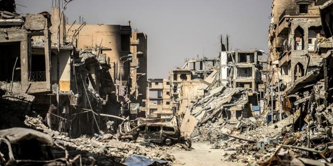 SYRIA-RAQA-CONFLICT