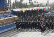استعراض عسكري بيوم الجيش في ايران+فيديو وصور