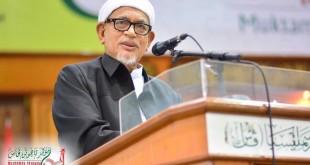 PAS president Abdul Hadi Awang