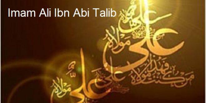 Ali ibn Abi Talib (A.S.)